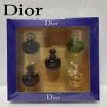 DIOR香水-018 迪奧毒藥奇葩女士淡香水Q版限量版五件套裝