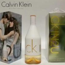 Calvin Klein香水-04 凱文克萊 CK IN2U喜歡妳黃瓶女士香水