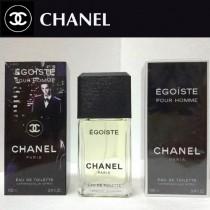 CHANEL香水-010 香奈兒EGOISTE自我黑金男士香水