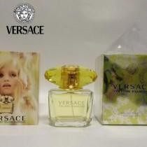 Versace香水-01 範思哲黃鉆幻影金鉆黃水晶女士淡香水