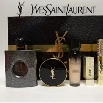YSL彩妝-04 聖羅蘭專櫃版星辰彩妝六件套