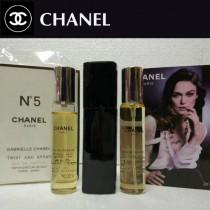 Chanel香水-023 香奈兒NO.5旅行替換裝香水套裝