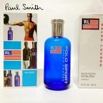 Polo blue香水-01 保羅拉夫馬球運動男士淡香水木質調125ML