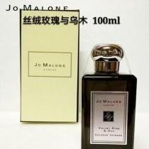 Jo Malone-03 馬祖龍絲絨玫瑰與烏木香調女士持久香水