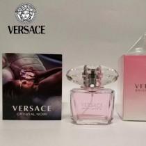 Versace香水-011 範思哲臻摯粉鉆香戀水晶晶鉆女士香水90ml