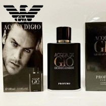 Armani香水-02 阿瑪尼Acqua Di Gio Profumo黑色寄情男士香水100ML