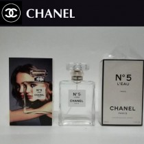 Chanel香水-055 香奈兒5號之水淡香水100ml