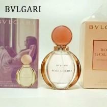 Bvlgari香水-01 寶格麗Rose Goldea玫瑰黃金女神EDP女士香水