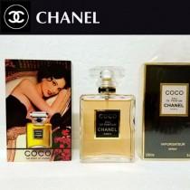 Chanel香水-054 香奈兒經典版半黑COCO女士香水100ml