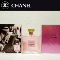 CHANEL香水-053 香奈兒新款嘉柏麗爾粉色COCO小姐香水