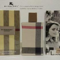 Burberry香水-010 巴寶莉新倫敦女士香水100毫升