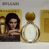 BVLGARI香水-08 寶格麗Goldea金漾黃金女神女士香水淡香精90ml