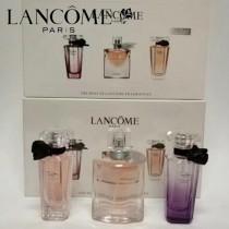 lancome香水-07 蘭蔻美麗人生、 真愛、愛戀香水三件套