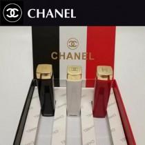 chanel彩妝-09 香奈兒黑白紅系列口紅按壓3件套