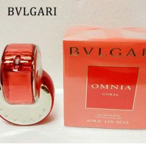 BVLGARI香水-03 寶格麗晶艷純香紅水晶女士香水65ml