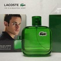 Lacoste香水-03 鱷魚Vert Green時尚儒雅綠衫幽綠格調男士香水