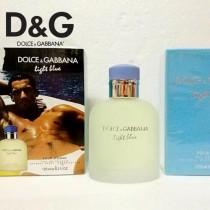 D&G香水-01 杜嘉班纳男士淡香水125ML