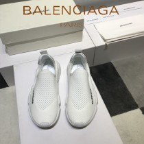 Balenciaga鞋子06-3 巴黎世家夏季新款男女款休閑運動鞋慢跑鞋低幫襪子鞋