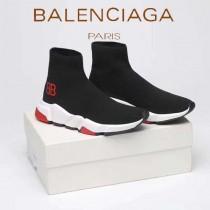 Balenciaga鞋子-05-4 巴黎世家官網同步更新情侶款BB款忍者靴襪子鞋