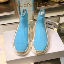 Balenciaga鞋子-09-2 巴黎世家懶人超級百搭款老爹姥爺襪子鞋
