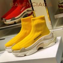 Balenciaga鞋子-09 巴黎世家懶人超級百搭款老爹姥爺襪子鞋