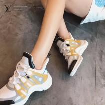 LV鞋子-03 路易威登專櫃同步上新男女款全新科技運動鞋
