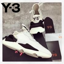 Y-3鞋子-03 Y-3山本耀司走秀款運動鞋