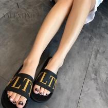 Valentino鞋子-05 華倫天奴迷彩系列情侶款拖鞋