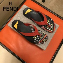 FENDI鞋子-010 芬迪原版復刻男拖鞋