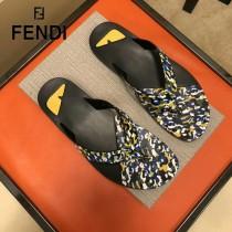 FENDI鞋子-011 芬迪原版復刻男拖鞋