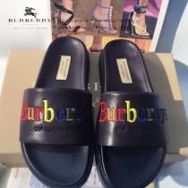 Burberry鞋子-04 巴寶莉2018夏季最新款拖鞋