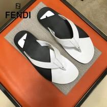 FENDI鞋子-08 芬迪原版復刻男拖鞋