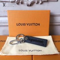 LV-0002-2 正品開發supreme聯名款原單黑色水波紋鋼製五金包包掛件
