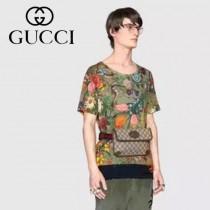 493930-01 GUCCI潮流百搭新品原單2018新款PVC系列腰包 胸包