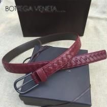 BV皮帶-08-2 原單 新款针扣 女士休闲皮带