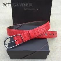 BV皮帶-07 原單 新款針扣 男女同款皮帶