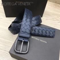 BV皮帶-05-2 原單 新款手工編織皮帶  低調奢華