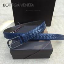 BV皮帶-08-1 原單 新款针扣 女士休闲皮带