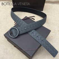 BV皮帶-06-2  原單 新款圓扣  手工編織皮帶