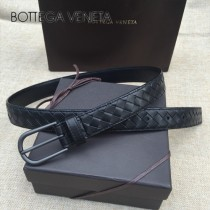 BV皮帶-08-3 原單 新款针扣 女士休闲皮带