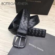 BV皮帶-05-1 原單 新款手工編織皮帶  低調奢華