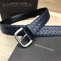 BV皮帶-02-1  低調奢華原單  意大利小牛皮手工編織皮帶
