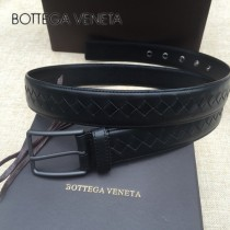 BV皮帶-18-5 原單 經典款針扣手工皮帶 低調奢華