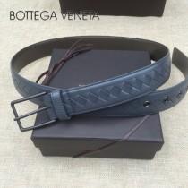 BV皮帶-18 原單 經典款針扣手工皮帶 低調奢華