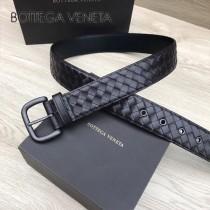 BV皮帶-16-3 原單 經典款 手工編織皮帶 低調奢華