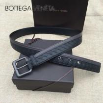 BV皮帶-13 原單 拼色手工編織皮帶  为休闲装或正装造型增添优雅韵味