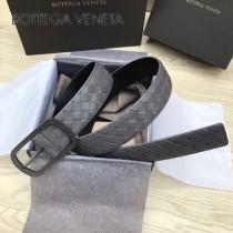BV皮帶-27 原單 新款針扣 純手工編織皮帶