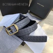 BV皮帶-20 原單 新款純手工編織皮帶 低調奢華