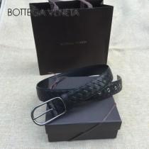 BV皮帶-19-2 原單 手工編織針扣皮帶  低調奢華