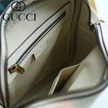 GUCCI 523591-3 時尚新品男女同款原單塗鴉印花單肩斜挎包郵差包